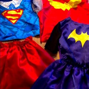 Dc super hero girls dress up